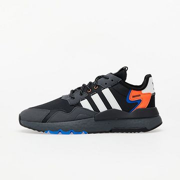 adidas Nite Jogger Ftwr White/ Grey Six/ Acid Mint EUR 39 1/3