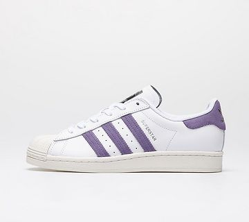 adidas Superstar W Ftw White/ Tech Purple/ Off White EUR 36 2/3