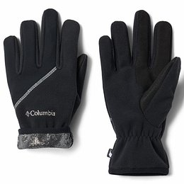 Columbia Wind Bloc™ Men's Glove Black L
