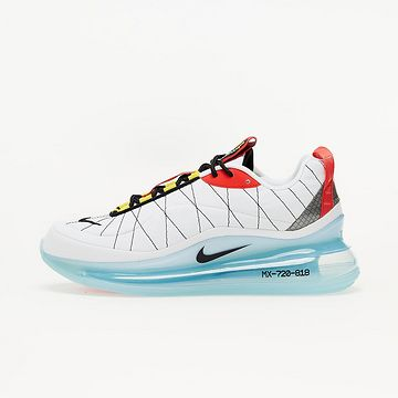 Nike MX-720-818 White/ Black-Speed Yellow-Chile Red EUR 43