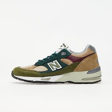 New Balance 991 Green/ Brown EUR 40.5