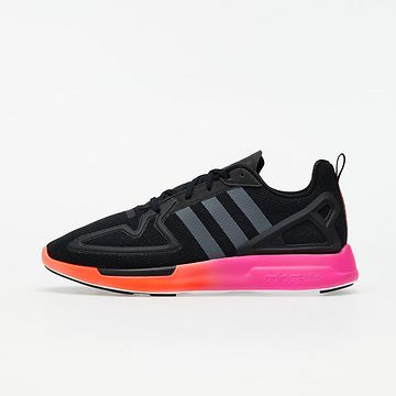 adidas ZX 2K Flux Core Black/ Grey Six/ Shock Pink EUR 46 2/3