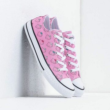 Converse x Hello Kitty Chuck Taylor All Star Prism Pink/ White/ White EUR 33.5