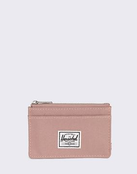 Herschel Supply Oscar RFID Ash Rose