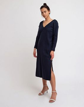 Jan 'N June Knitdress Luton Midnight XS