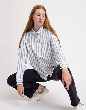 Levi's® The Classic Bw Shirt Blue M