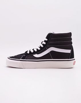 Vans Sk8-Hi 38 DX (Anaheim Factory) black/true white 44