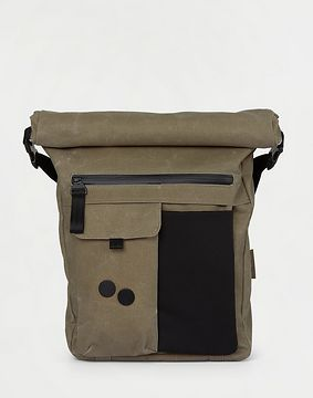 pinqponq Carrik Coated Khaki