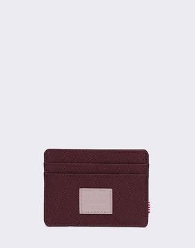 Herschel Supply Charlie RFID Plum/ Ash Rose