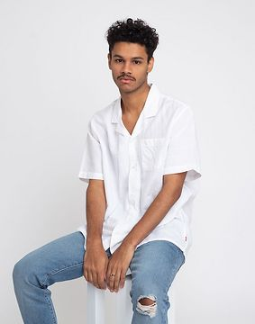 Levi's® Cubano Shirt Neutral M