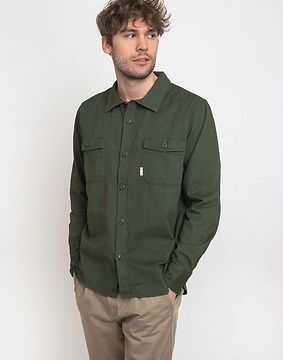 Topo Designs Field Shirt Twill Olive L