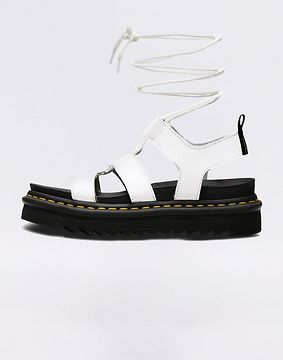 Dr. Martens Nartilla White Hydro Leather 38