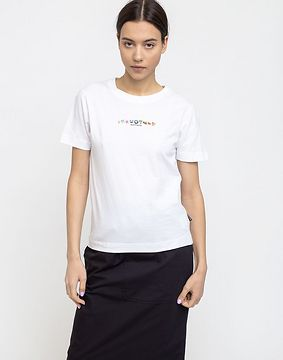 Dedicated T-shirt Mysen Worth Protecting White XL