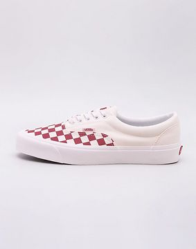 Vans Era CRFT (Podium) Checkerboard/ Racing Red 46