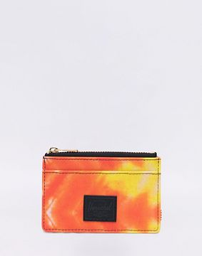 Herschel Supply Oscar RFID Rainbow Tie Dye