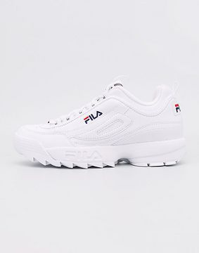 Fila Disruptor Low White 37